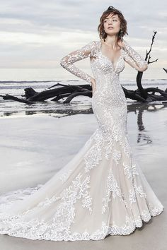 d06a8f73861031 19 Best Ivory   Beau - Sottero   Midgley Wedding Dresses images in ...