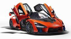 McLaren Senna: The Most Extreme Street-Legal McLaren Yet
