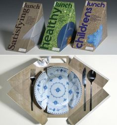 packaging para sándwich