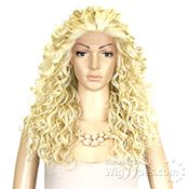 Harlem 125 Synthetic Hair Swiss Lace Wig - LSM05 - WigTypes.com
