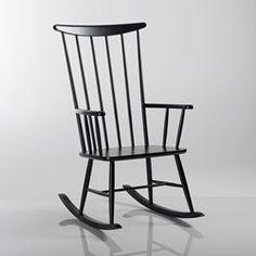 Cadeira de baloiço, faia maciça, Jimi La Redoute Interieurs