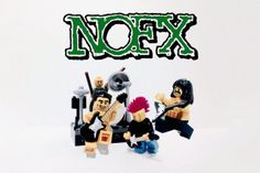 NOFX en Lego