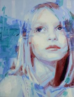 """Saatchi Art Artist Liam Marc O'Connor; Painting, """"Looking up (study)"""" #art"""