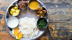 Thali table inde