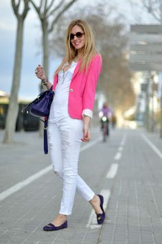 perfect colors/styling for spring