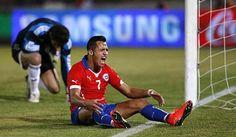 Mundial Brasil 2014: Chile venció a Egipto 3-2 en una remontada que dejó muchas dudas para la Roja   Mundial Brasil 2014