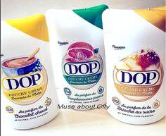 DOP – Trois nouveautés gourmandes et fruitées disponibles ! #dop #douceursdumatin Lancome, Body Care, Sephora, Skin Care, Makeup, Packaging, Beauty, Travel Tote, Rain Shower Heads