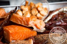 Get the party going with our Seafood Sampler! Fresh and flavorful - it's a sure crowd favorite http://www.FreshSeafood.com
