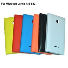 Check out the site: www.nadmart.com   http://www.nadmart.com/products/lumia-435-532-back-cover-case-replacement-part-for-microsoft-nokia-lumia-435-532-rear-battery-door-housing-with-side-button/   Price: $US $2.15 & FREE Shipping Worldwide!   #onlineshopping #nadmartonline #shopnow #shoponline #buynow