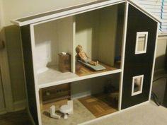 DIy barbie house!
