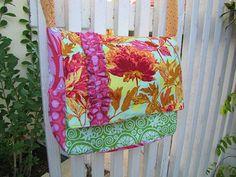 soul blossom diaper bag
