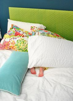 navy, green, aqua with bright print and lots of white