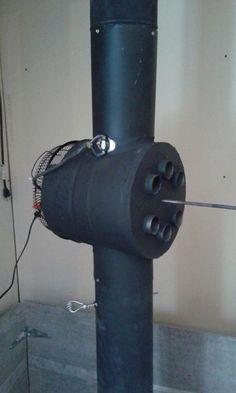 Wood Burning Stove Heat Exchanger Radiator 30 Less Fuel Consumption