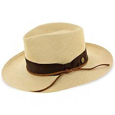 efa6314130a0d Double Down - Stetson Natural Panama Staw Panama Hat Summer Hats