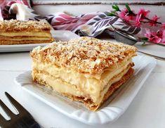 Limoncello, Vanilla Cake, Tiramisu, Sweets, Ethnic Recipes, Desserts, Food, Passion, Cream