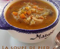 La soupe de pied : une recette du patrimoine antillais