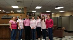 The Pink Crew