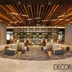 Hotel em Singapura aposta em décor requintado inspirado na cultura local. Veja em: