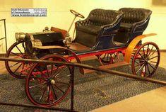 1909 Zimmerman Automobile Zimmerman Mfg. Co. Auburn, IN