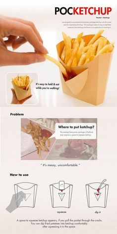 sandwich pocket packaging design - Google Search