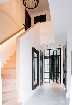 Inventive Staircase Design Tips for the Home – Voyage Afield Basement Ceiling Options, House Stairs, Staircase Design, House Goals, Interior Design Living Room, Future House, Building A House, New Homes, Bannister