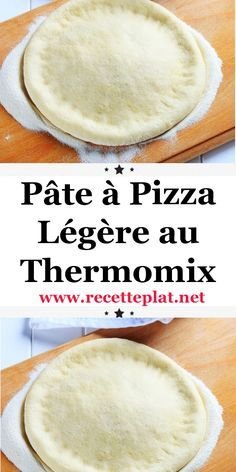 The best Thermomix Light Pizza Dough recipe, simple to prepare and simple, here is the thermomix recipe for making light pizza dough with thermomix. Pizza Thermomix, Thermomix Desserts, Vegetarian Crockpot Recipes, Pizza Recipes, Cake Recipes, Mexican Dessert Recipes, Gluten Free Recipes For Dinner, Fancy Desserts, Cooking Chef