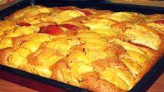 Sladké maškrty Archives - Page 55 of 125 - Recepty od babky Sheet Cake Recipes, Pie Recipes, Snack Recipes, Snacks, Recipies, Banana Sheet Cakes, Slab Pie, Romanian Food, Baking And Pastry