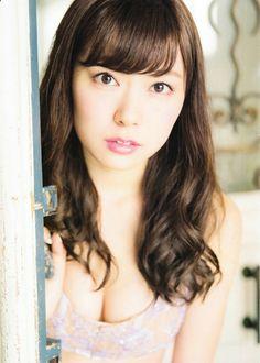 NMB48 Miyuki Watanabe Sexy Koakuma Milky on Bessatsu Young Champion Magazine - JIPX(Japan Idol Paradise X)