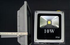 Superflach-Scheinwerfer 10W, Lizewa AG