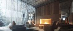 Oppenheim Architecture, Wadi Rum Desert Resort, Hospitality, Interior Design, Master Planning, Architecture, Design