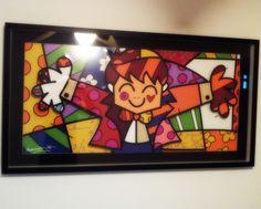 My favorite Romero Britto's picture!!!