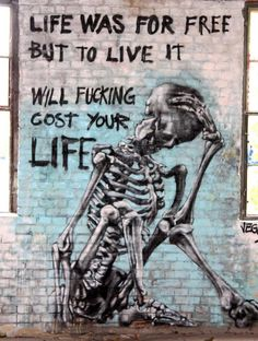 Life facts = but you'll have to pay a bit of tax first b4 you die ( that's a strict rule of life ! ) Death and taxes are two consequences of experiencing the journey we refer to as life !