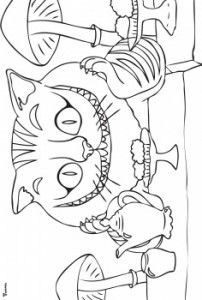 cat color pages printable | Cat, Kitten printable coloring ...