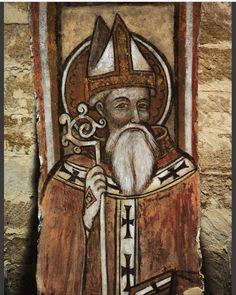 St Nicholas Greek icon