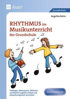 Rhythmus im Musikunterricht der Grundschule - Buch Primary School Teacher, Bart Simpson, Kindergarten, About Me Blog, Told You So, Family Guy, Teaching, Education, Kids