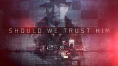 Main titles for The Blacklist.