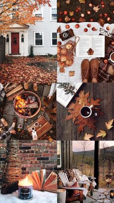 Image in ☕ 🎃🍂 🌰autumn-automne and wishes collection by automneautumn Autumn Cozy, Autumn Feeling, Autumn Aesthetic, Fall Wallpaper, Terracota, Fall Pictures, Hello Autumn, Fall Home Decor, Autumn Inspiration