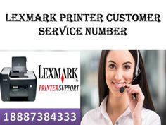 Our technical experts team make sure to deliver the best solution for all problems, which you come across in your lexmark printer.