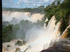 Iquazu Falls Spring Argentina