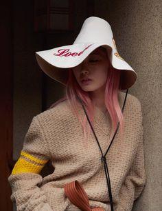 Vogue Germany September 2017 Fernanda Ly by Thomas Lohr