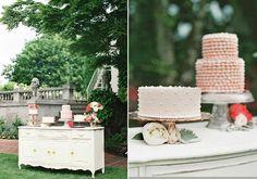 Vancouver garden-themed wedding inspiration