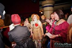 HAuNTcon 2015 Rocked! — Featuring World Class Haunted House Tours!
