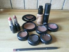 A liitle Mac makeup , little treat for me x