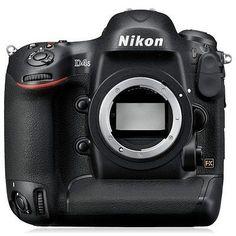 Nikon D4S Digital SLR Camera Body. D 4 s is the Greatest DSLR! 1yr US Warranty