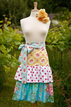 My favorite apron pattern