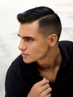 Peinados para cabello corto de caballero