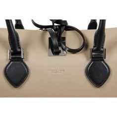 Michael Kors Ladies Miranda Medium Leather Tote Handbag