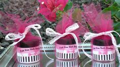 Body Frosting Favors - Set of 25 - $64.99. http://www.bellechic.com/products/0b38c04d9a/body-frosting-favors-set-of-25