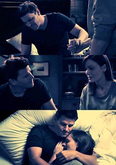 Image detail for -TV Couples Booth and Brennan