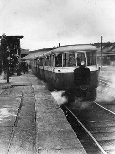 Old photo of Clones Railway Trains, Irish Roots, Old Photos, Transportation, Ireland, British, Pictures, Paths, Iron